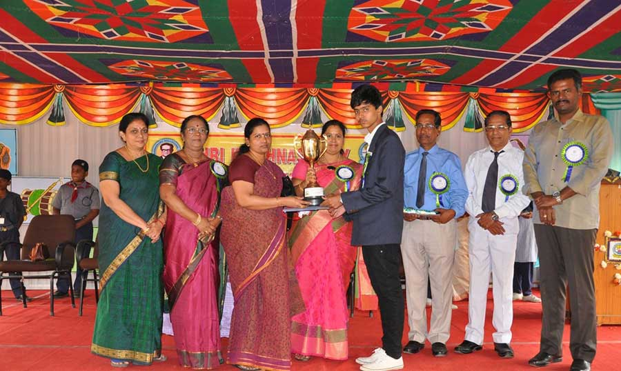 Sri Krishnaswamy Matric Hr. Sec. School
