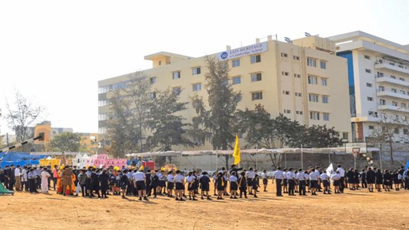 Jain_Heritage_a_Cambridge_School_Feedback and Reviews