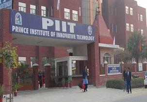 Prince Instituteof Innovative Technology, Greater Noida, Gautambuddhnag, Uttar Pradesh
