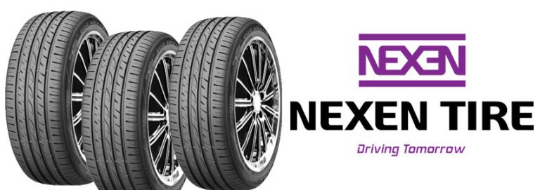 Nexen Tyres Top 20th Tyre Brand in The World