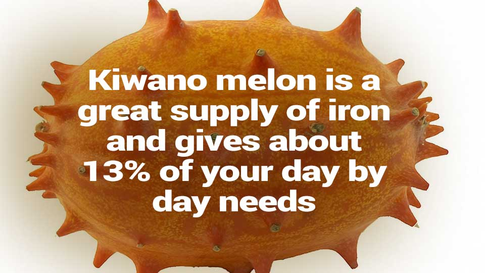 Facts About Kiwano Fruit 3