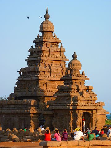 Top facts about Mahabalipuram temple