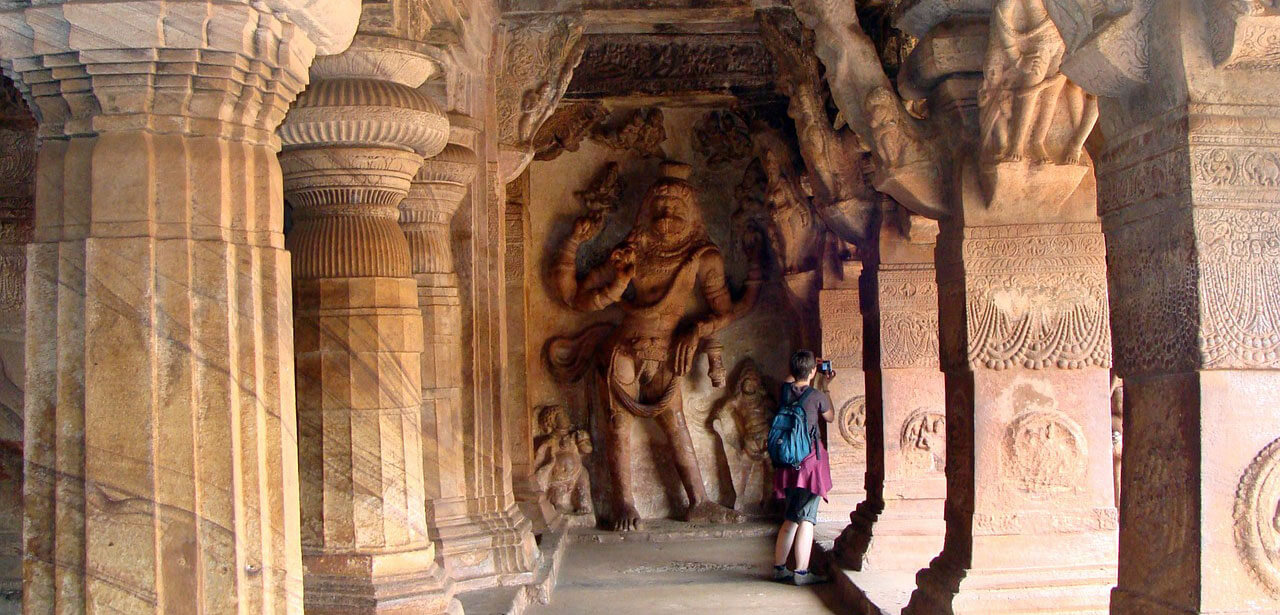 Interesting facts about Badami Cave temple image 1