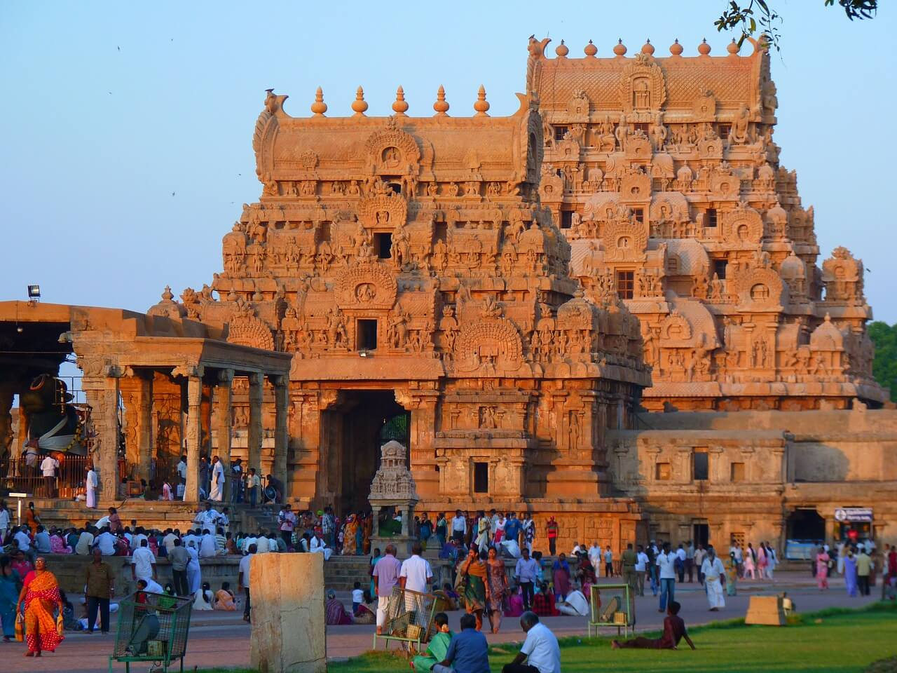 Top facts about Brihadeshwara temple