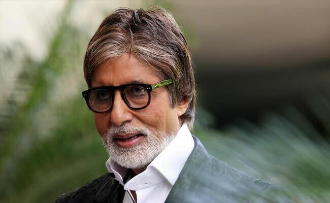 Amitabh Bachchan Best Bollywood Actor