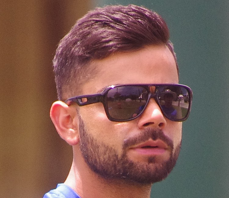 Virat Kohli most desirable men in India