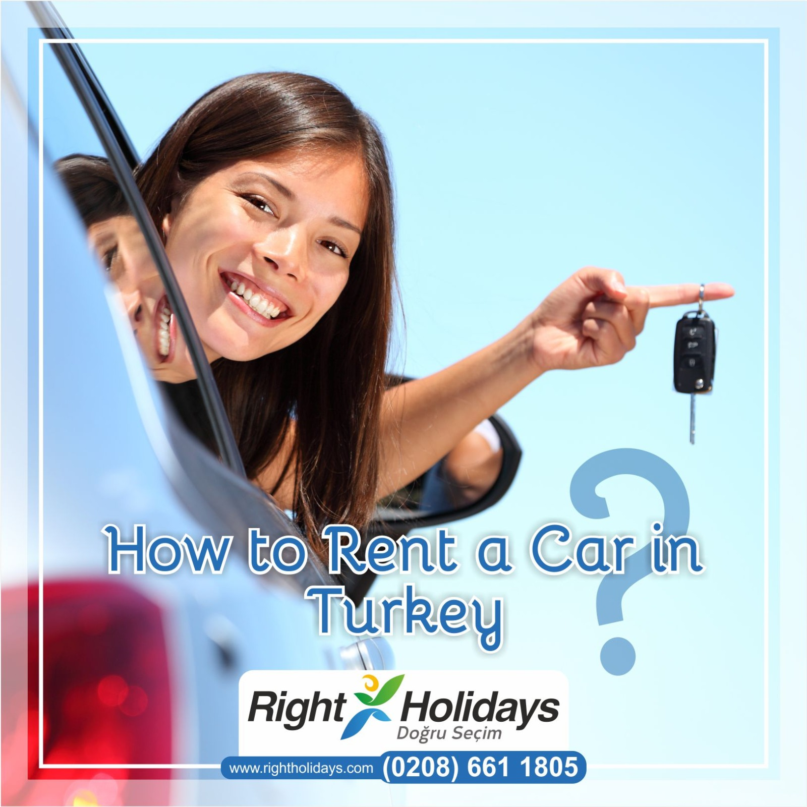 How to Rent a Car in Turkey