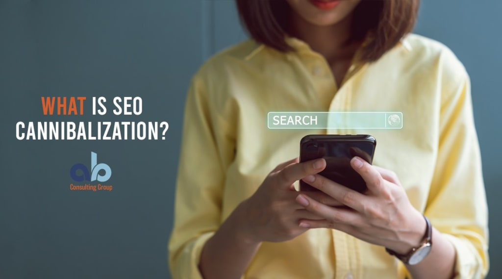 What is SEO cannibalization?
