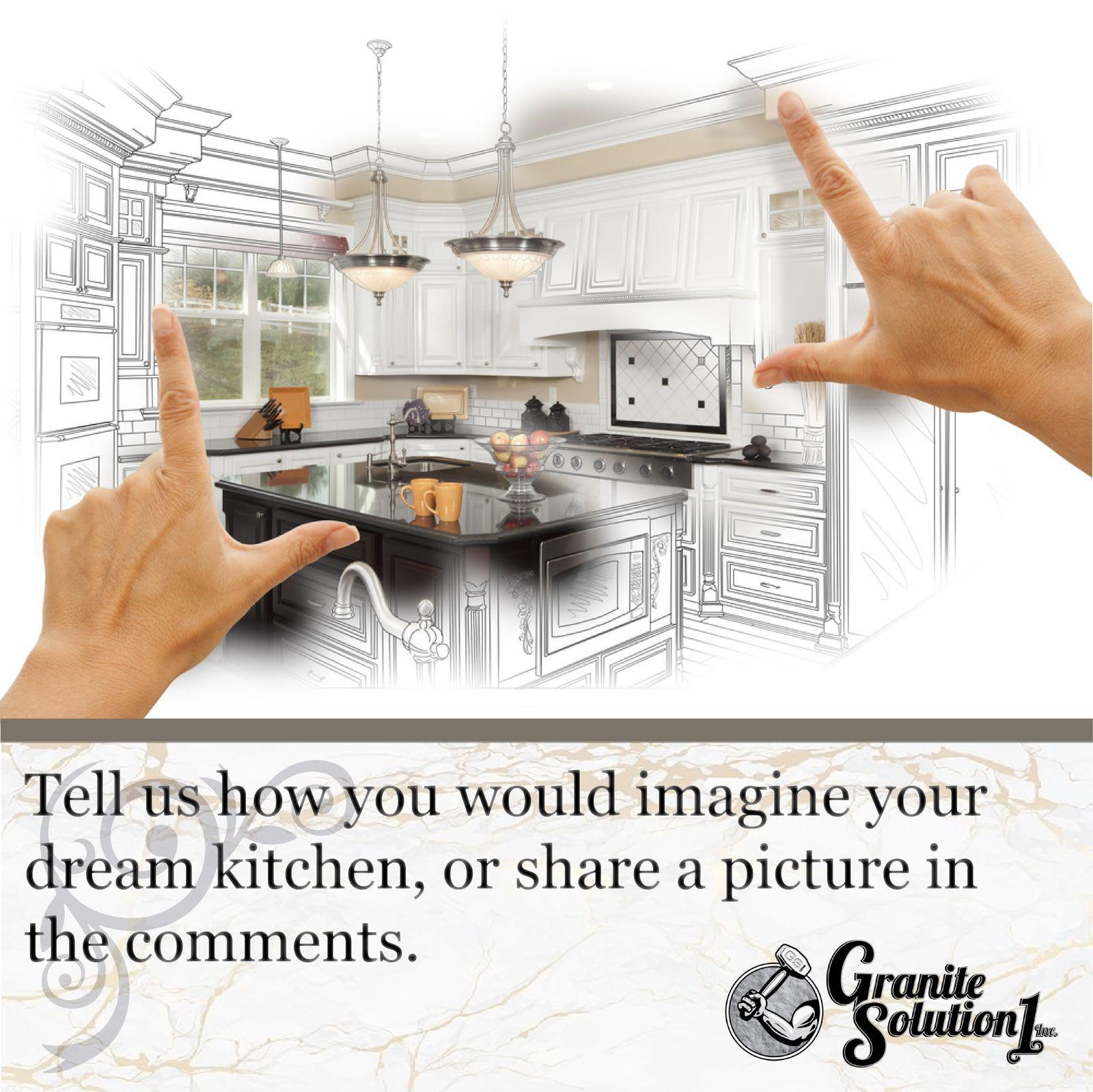 granite solution kitchen