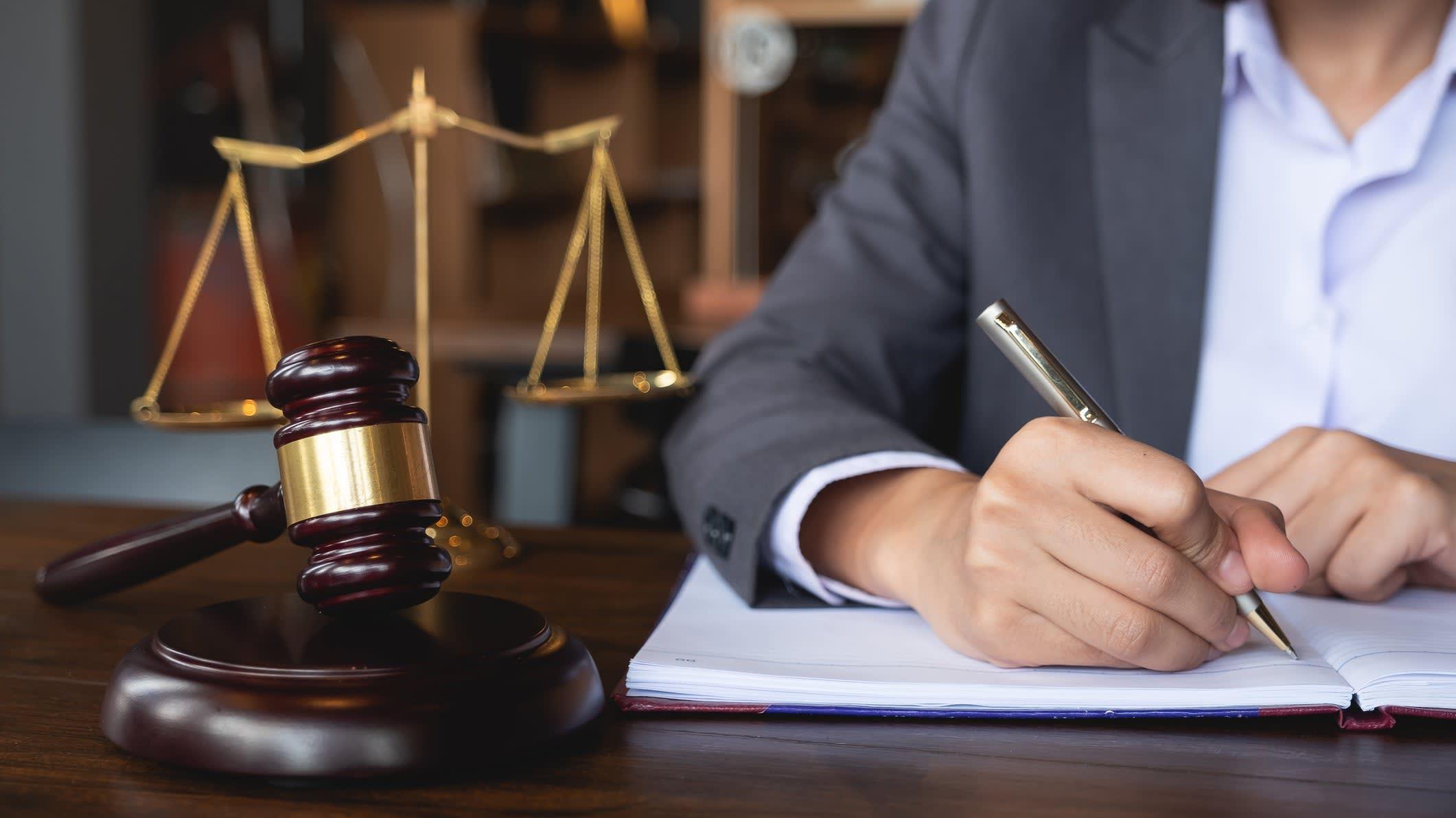 attorney sotck image