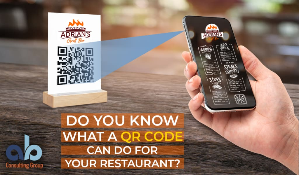 Do you know what a QR code can do for your restaurant?