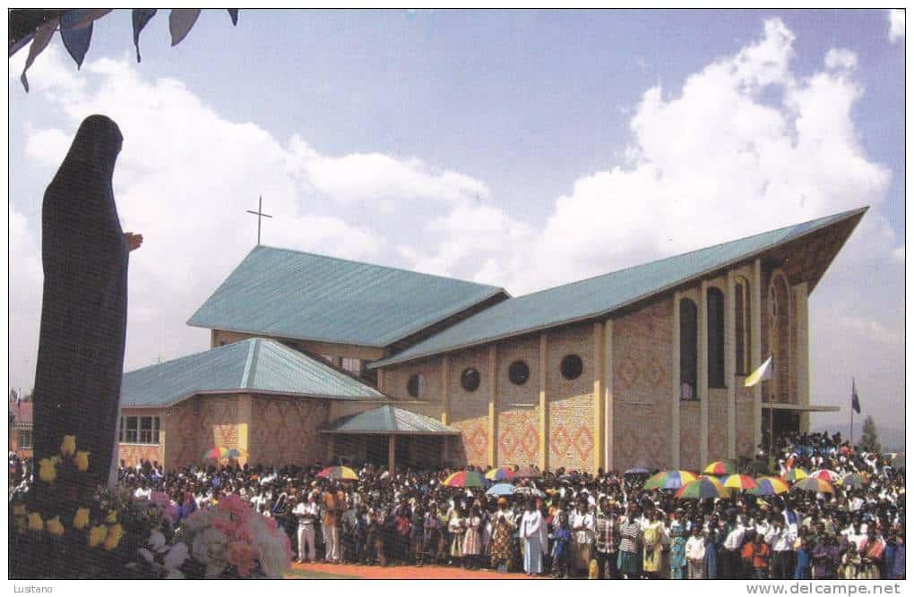 Kibeho apparizioni della Madonna Ritorno di Cristo