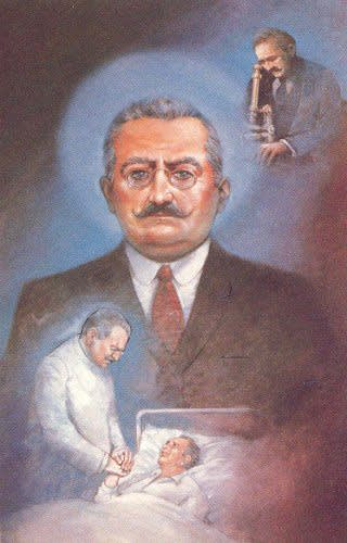 Biografia San Giuseppe Moscati Medico dei malati