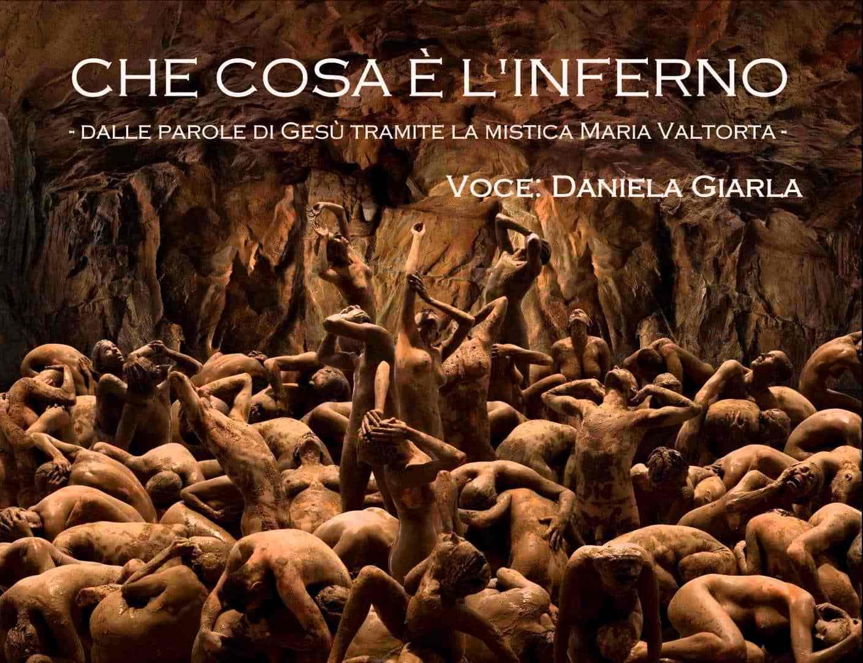 L'inferno visto da Maria Valtorta