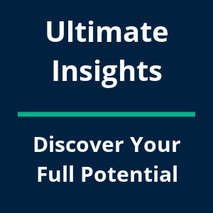 Ultimate Insights: Discover Your Full Potential Course Text Image