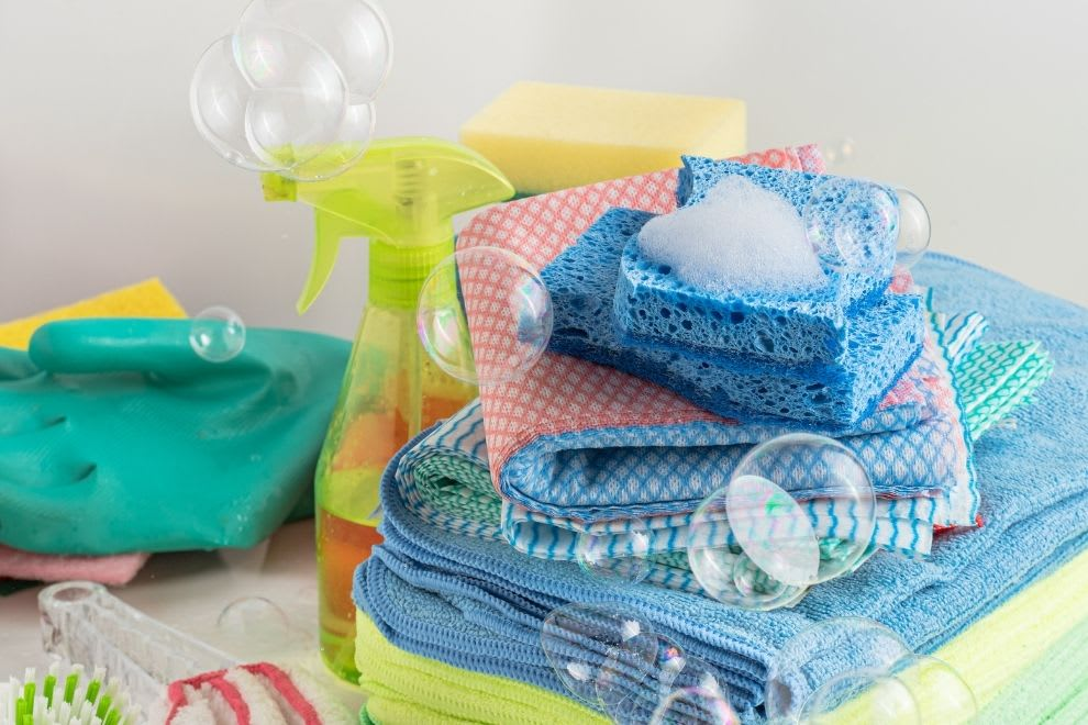 Spring Cleaning Tips for Seniors to Improve Your Home's Livability