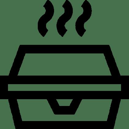 Styropor als Verkaufsverpackung