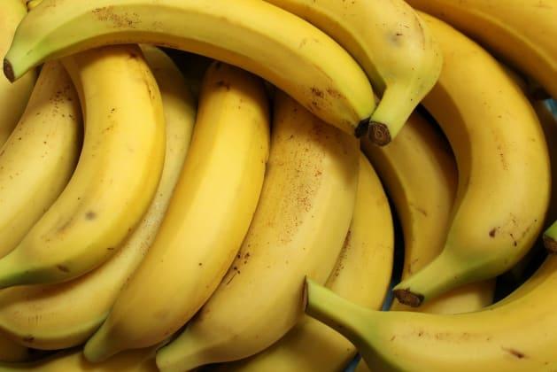 Bananenschalen Biomüll