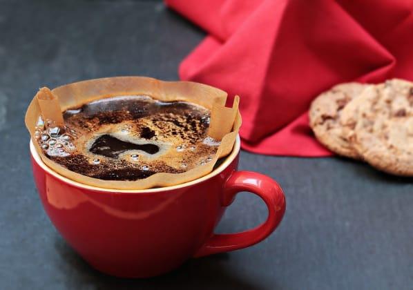Kaffeefilter Biomüll