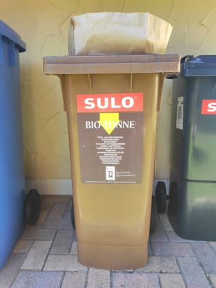 Abfall Bruchsal