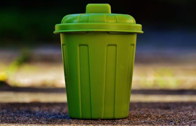 Bio Mülleimer geruchsdicht! [Toller Tipp mit Aktivkohle]