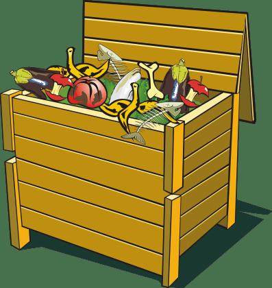 Kompost: Was darf rein?