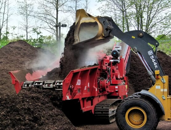 Kompostieranlage Soest