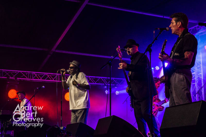 Neville Staple Band, Village Pump Folk Festival, 2016