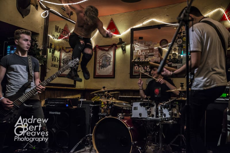 Twisted State Of Mind, The White Swan, Trowbridge, 2016
