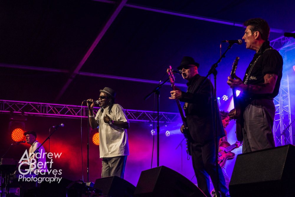 Neville Staple Band, Village Pump Folk Festival, 2016