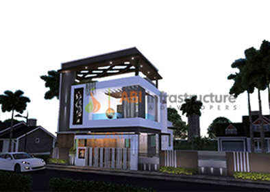 gated community villas in vadavalli