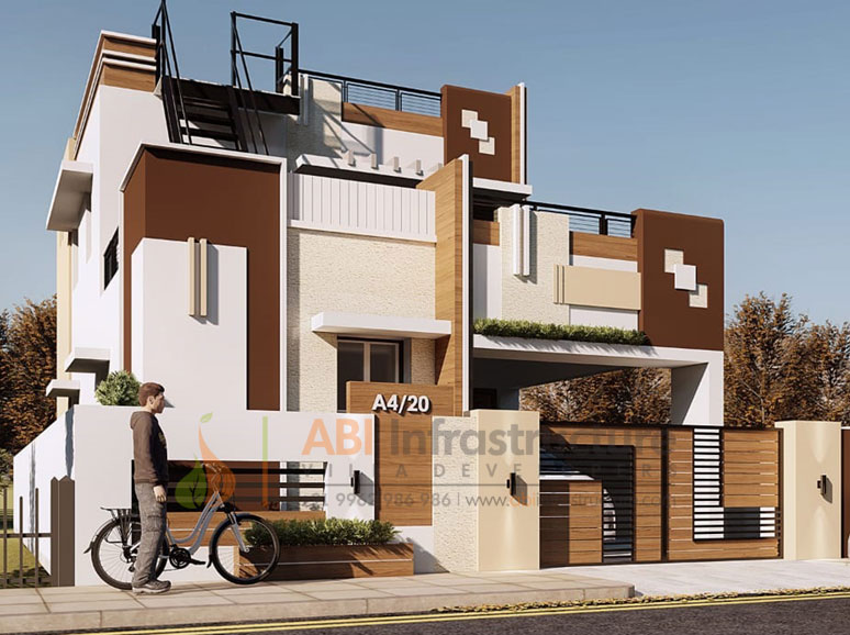 Villas for sale in Kalapatti