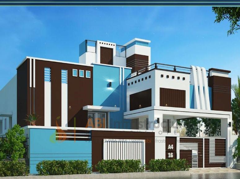 Luxury villas in Kalapatti, Coimbatore