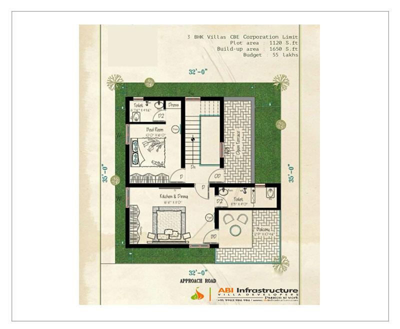 Premium villas in Saravanampatti