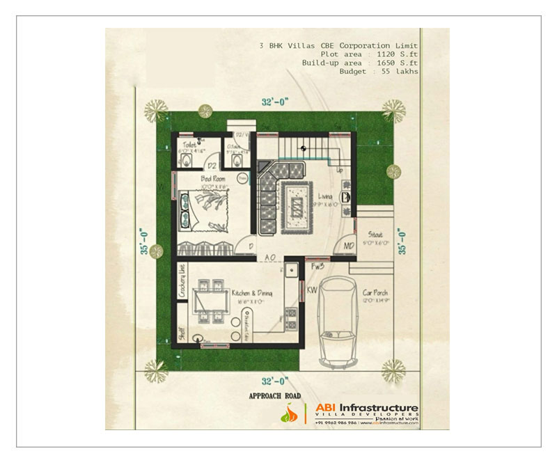 Buy Villas in Saravanampatti