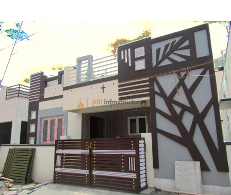 ready to occupy villas in thudiyalur