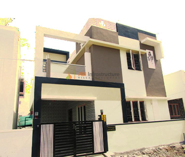 best villas in thudiyalur