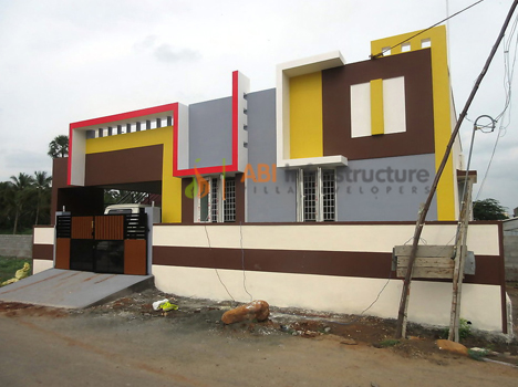 dtcp villas in thudiyalur