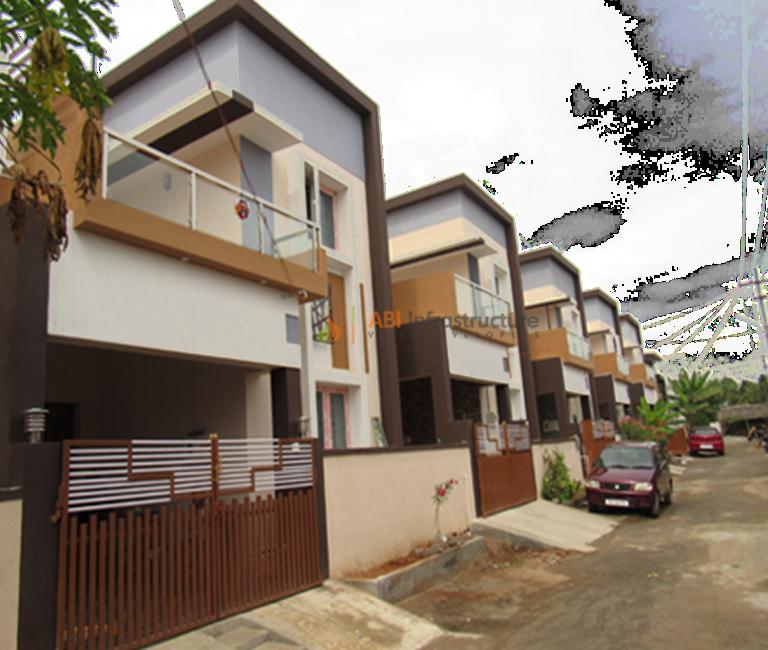 best villas in thudiyalur,coimbatore