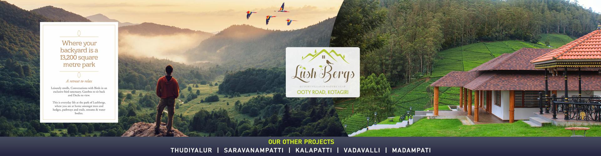 Property Builders in Vadavelli,Coimbatore