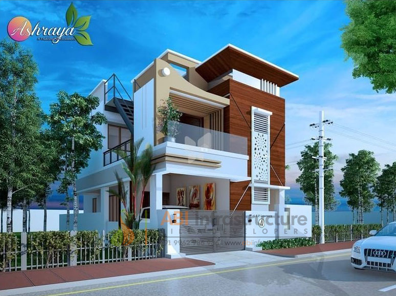 Individual house for sale in Thudiyalur,Coimbatore