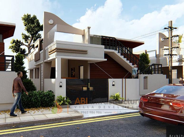 Ready to move villas in Thudiyalur, Coimbatore