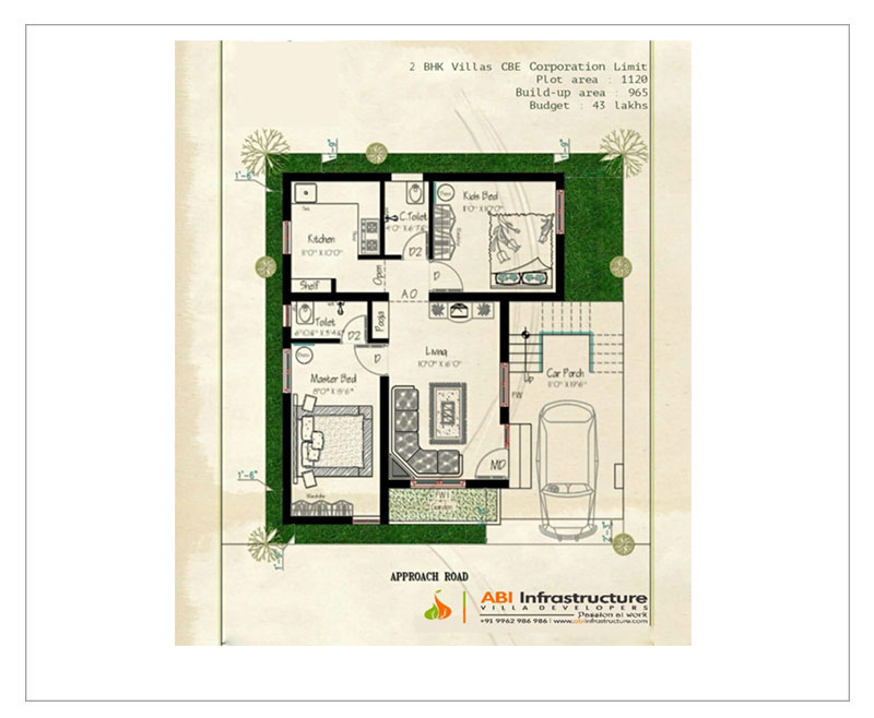 Luxury villas in Saravanampatti Coimbatore