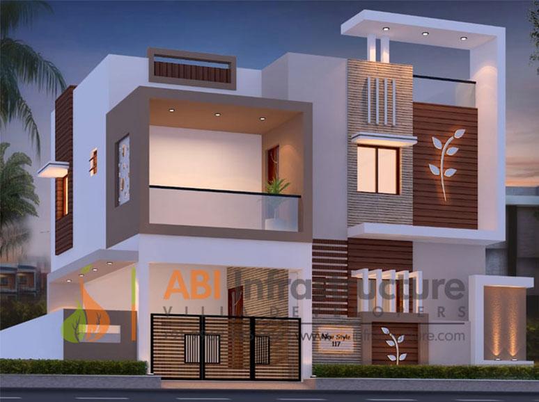 Villas in Vadavalli, Coimbatore