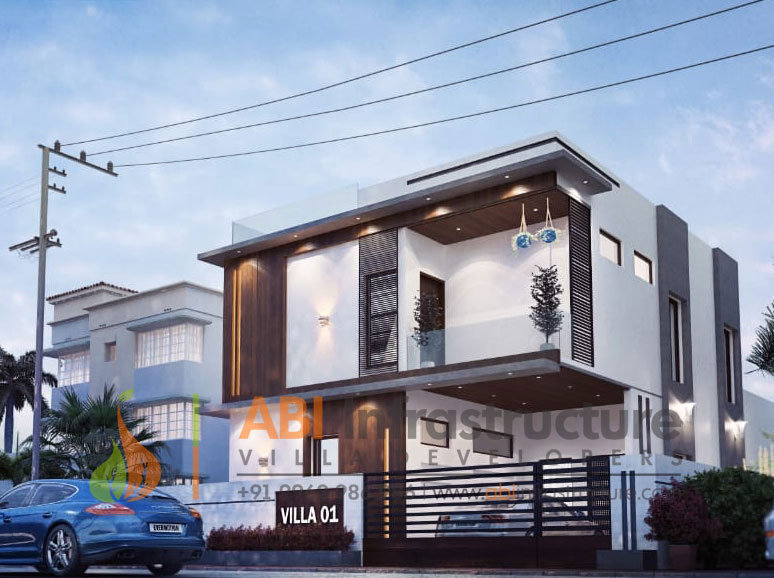 Villas for Sale in Vadavalli