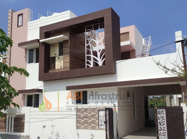 Luxury villas in Vadavalli, Coimbatore