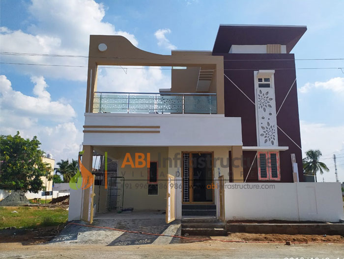 Luxury villas for sales in Vadavalli, Coimbatore
