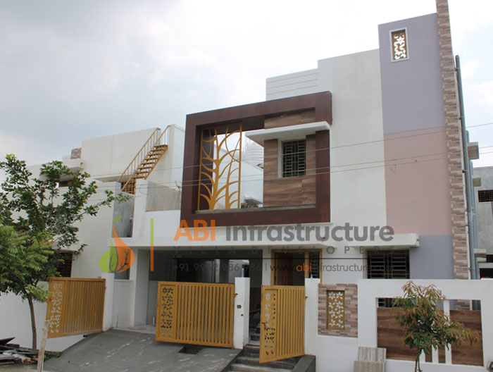 well designed luxury villas for sales at Thudiyalur, Coimbatore