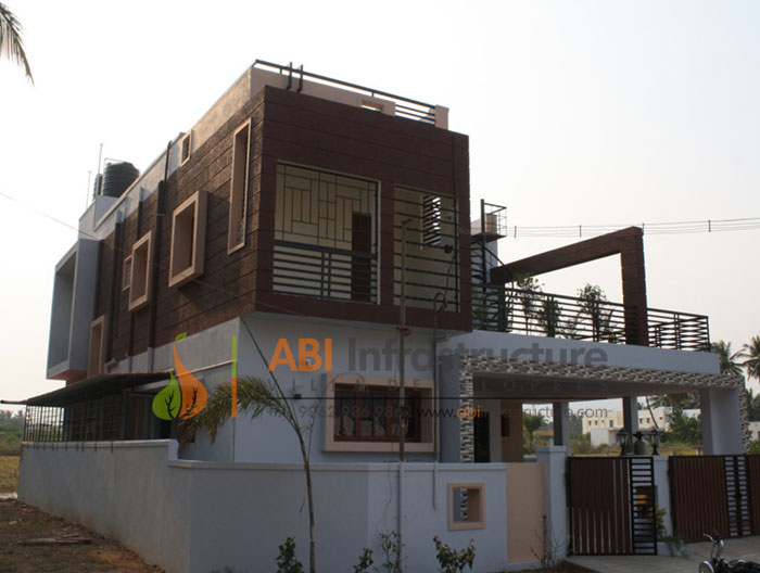 Gated Community villas for sales In Coimbatore