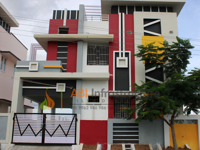 Individual House for Sale at Saravanampatti